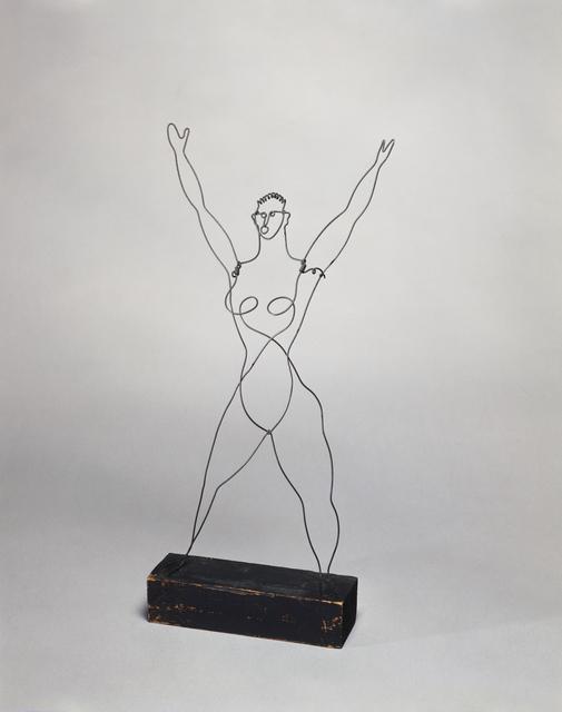Alexander Calder, 'Acrobat,' 1929, Calder Foundation