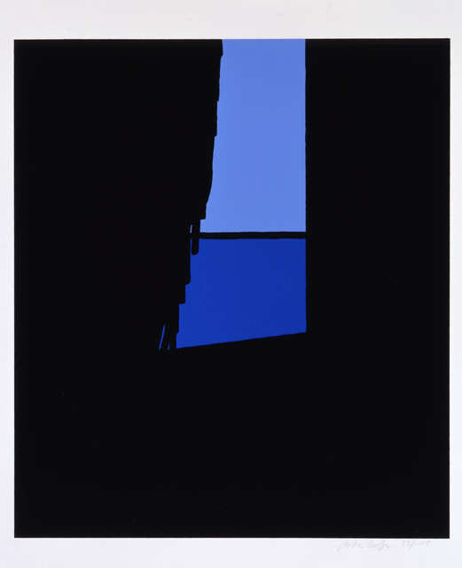 Patrick Caulfield, 'And, with my eyes bolting toward the Unconscious', 1973, Cristea Roberts Gallery