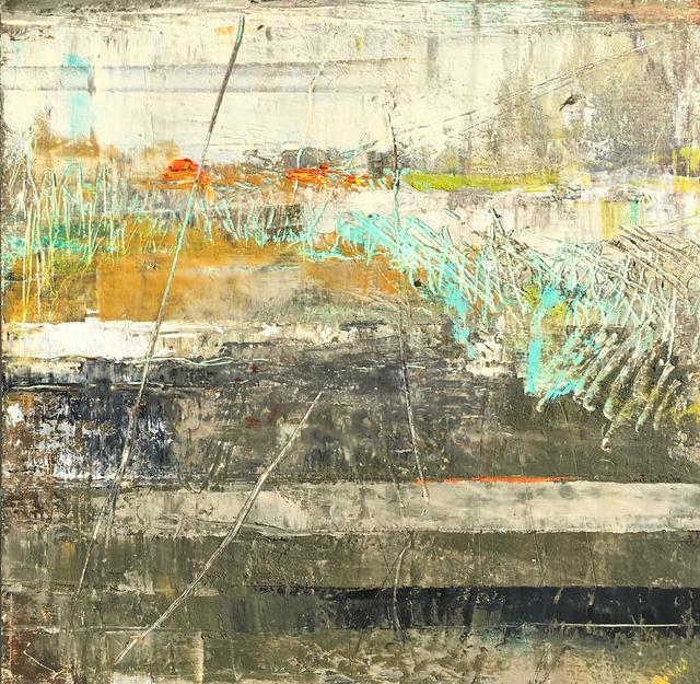 , 'Spillover,' 2017, West Branch Gallery