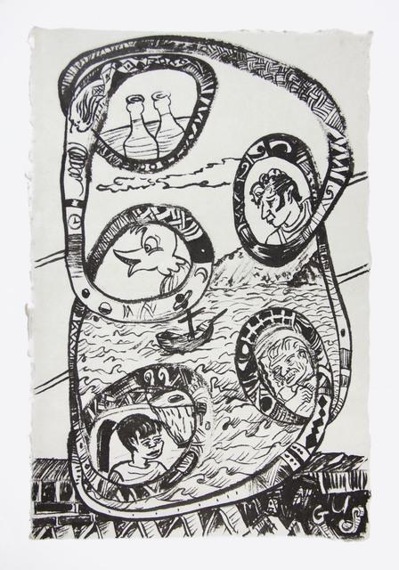 , 'Journey to Yelpa,' 1999, James Cohan