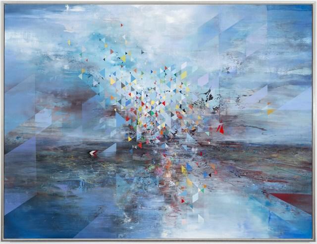 , 'Pine Ridge (Wounded Knee North),' 2018, Kiechel Fine Art