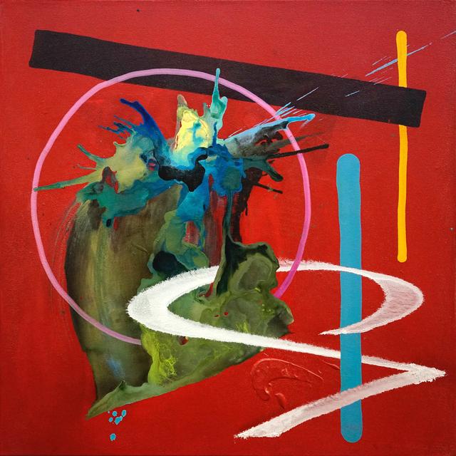, 'Organic Elevator,' 2018, Galerie Schimming