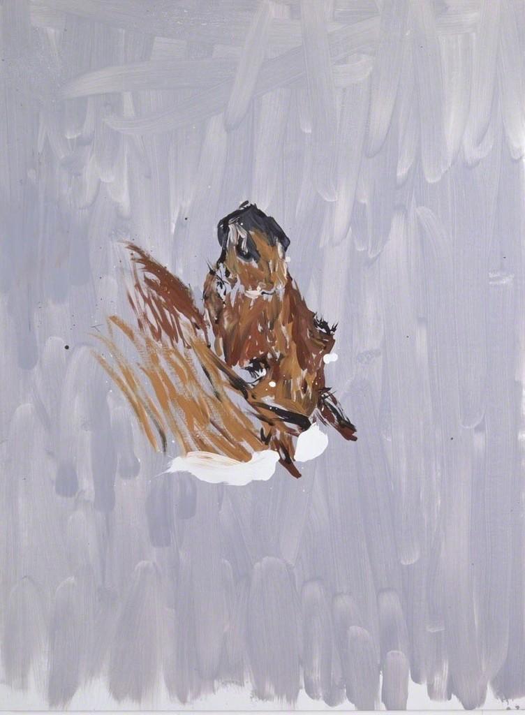 Georg Baselitz, 'Winterzeit 3,' 2003, Gagosian