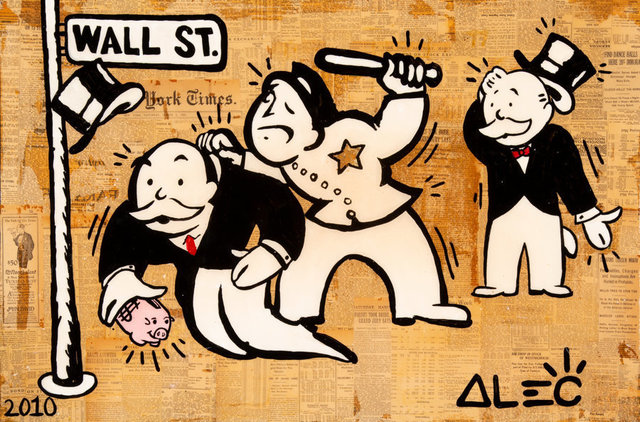 Alec Monopoly, 'Arrested Monopoly', 2010, Heritage Auctions
