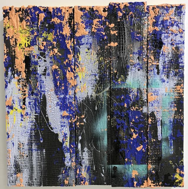 , 'trace / wood #50,' 2017, MAHO KUBOTA GALLERY