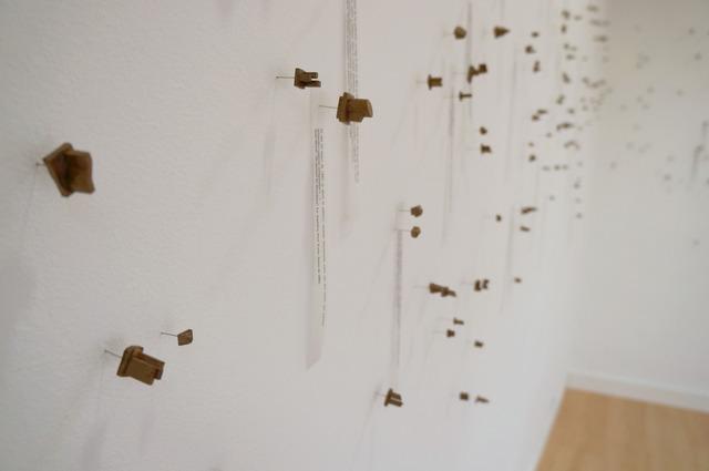 , 'El mapa del viajero (III),' 2013, Galleria Continua