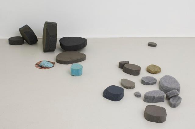Fawn Krieger, 'National Park, Souvenir: tar pour,' 2009, West Den Haag
