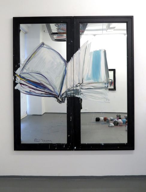 , 'El Libro Con Toda la Berdade,' 2017, Magnan Metz Gallery