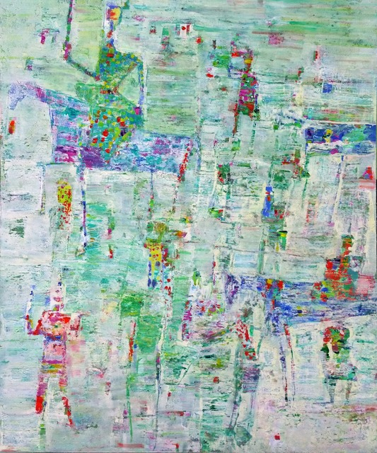 , 'Hunting Green,' 2015, Sophia Contemporary