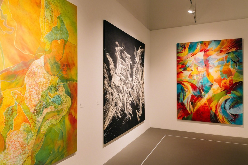 Gallery Impression by Hoong Wei Long for NUS Museum