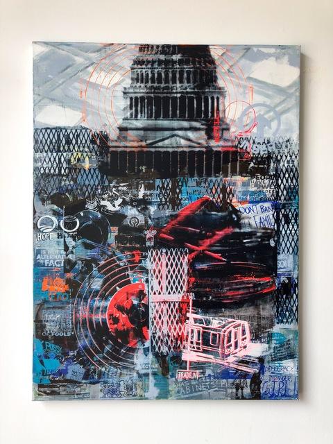 , 'Fair Card Value 11,' 2018, Long View Gallery