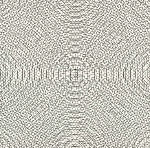 Sol LeWitt, 'Circles and arcs from four sides', Christie's