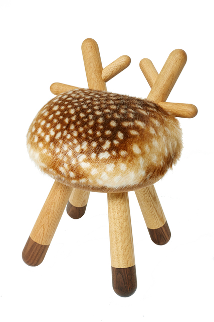 , 'Bambi Chair,' 2015, kinder MODERN
