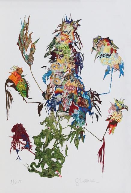 George Mead Moore, 'CARPETA HILO CONDUCTOR/ VENECIANO', 2016, Galería Quetzalli
