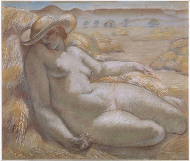, 'La Segadora,' ca. 1932, Leandro Navarro