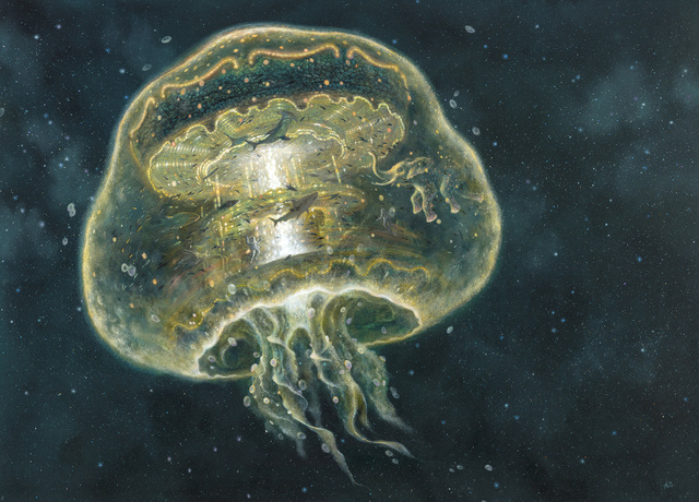 , 'Drifting Series: Life Space Station – Aquarium,' 2016, Liang Gallery