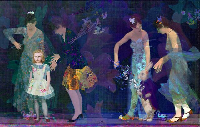 , 'Alice's Garden,' , J. Petter Galleries