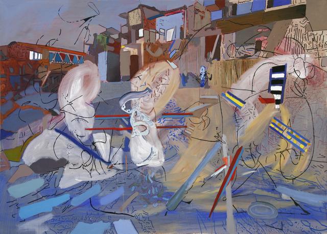 , 'Harky Diamonds,' 2014, Gallery Nosco