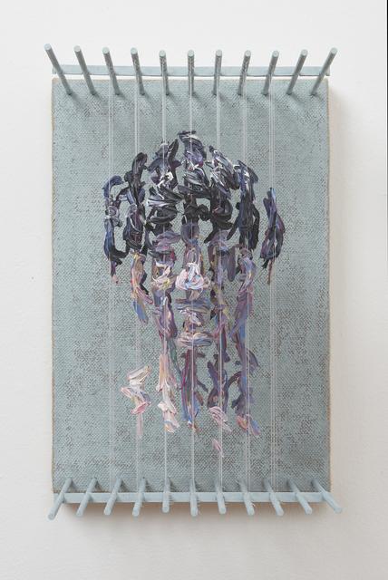 , 'h.o.r,' 2017, Muriel Guépin Gallery