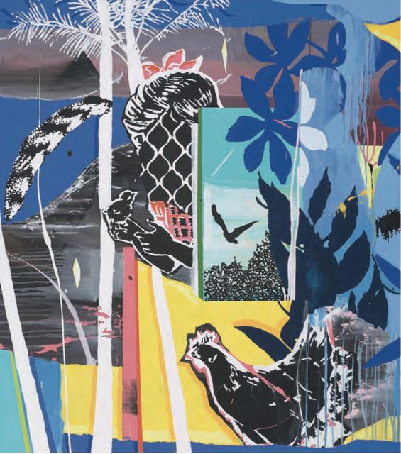 , 'Lefkas,' 2017, Maddox Gallery