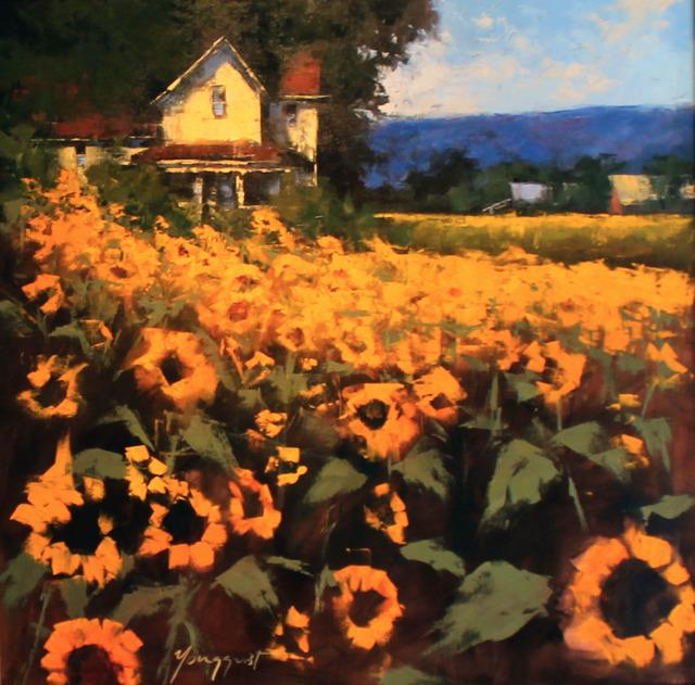 """, '""""Sunflower Morning"""",' 2017, Bonner David Galleries"""