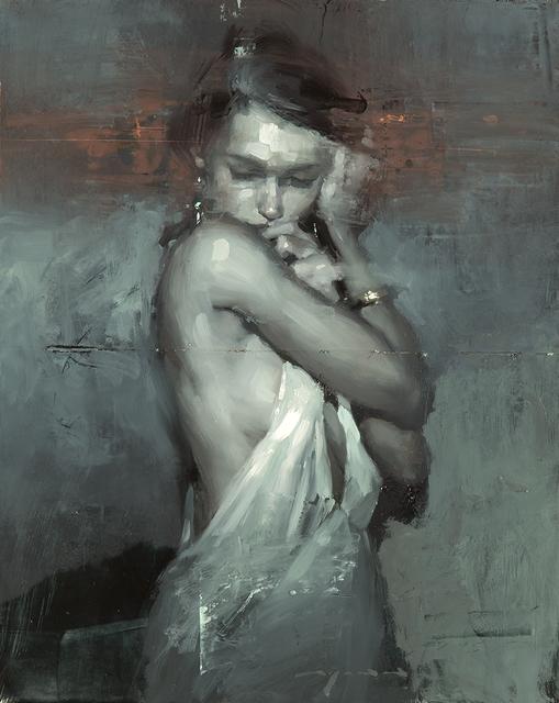 , 'Note in Blue no. 7,' 2017, Spoke Art