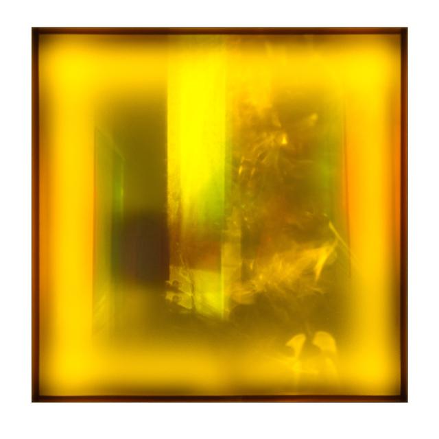 , 'Submerged No. 12, Yellow with Orange,' 2017, Circuit12