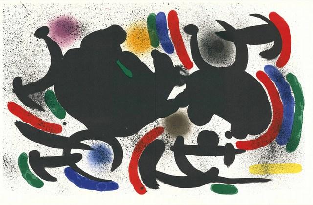Joan Miró, 'Litografia Originale VII', 1972, Cerbera Gallery