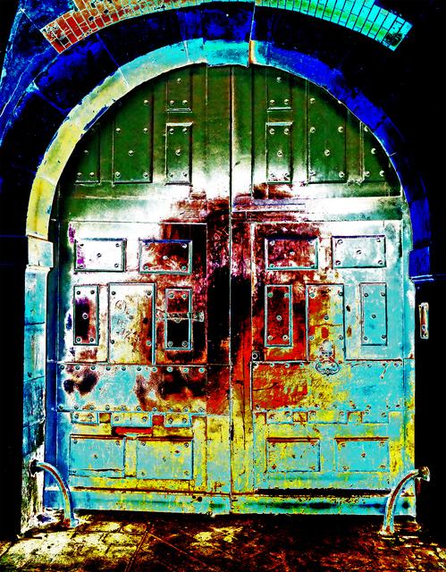 , 'Porte1-2,' 2020, Kouichi Fine Arts