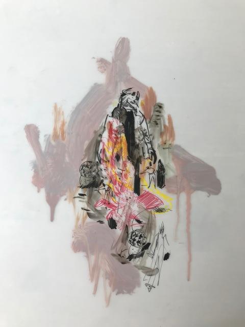 , 'Earth 2,' 2018, Galerie Youn