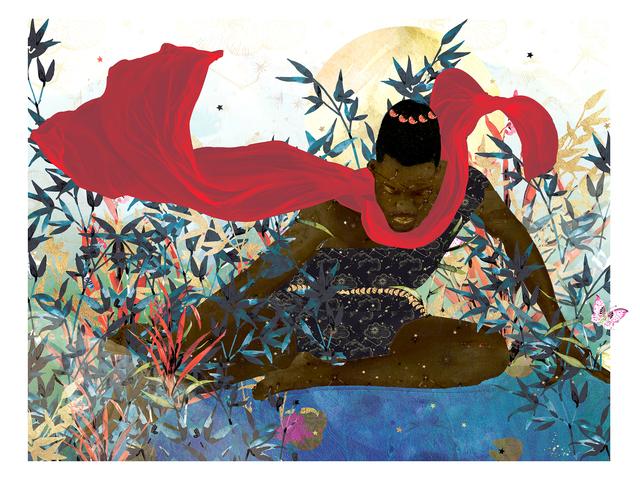 Carla Jay Harris, 'Narcissus in The Garden', 2019, Kopeikin Gallery