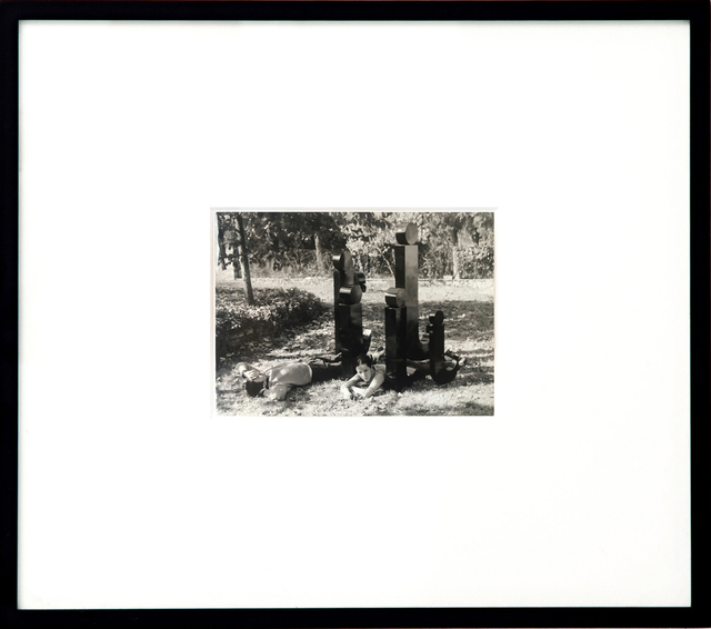 , 'Photograph with Js,' 1969-1970, Kadel Willborn