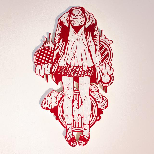 , 'Headless Girl,' 2013, Micheko Galerie