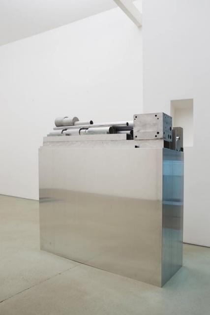 , 'Verlegung Vol. 4,' 2013, Galerie Elisabeth & Klaus Thoman