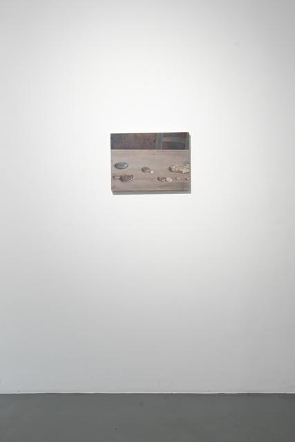 Albrecht Schäfer, 'Steine 10', 2018, PRISKA PASQUER