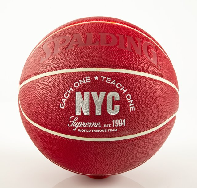 Supreme, 'Basketball (Red)', 2017, Heritage Auctions