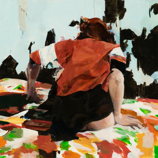Alex Kanevsky, 'Samurai Kimono', 2019, Hollis Taggart