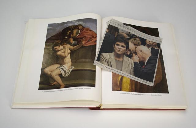 ", 'Artemesia's ""Suzanna"" and Men Conspiring,' 2006, Denise Bibro Fine Art"