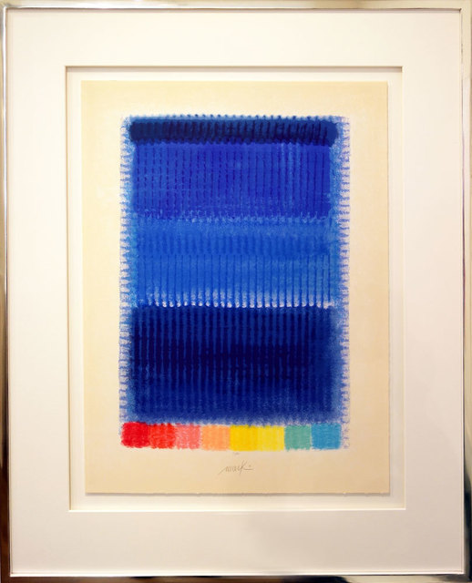 , 'Blue Note,' 2013/2014, Galerie Kellermann