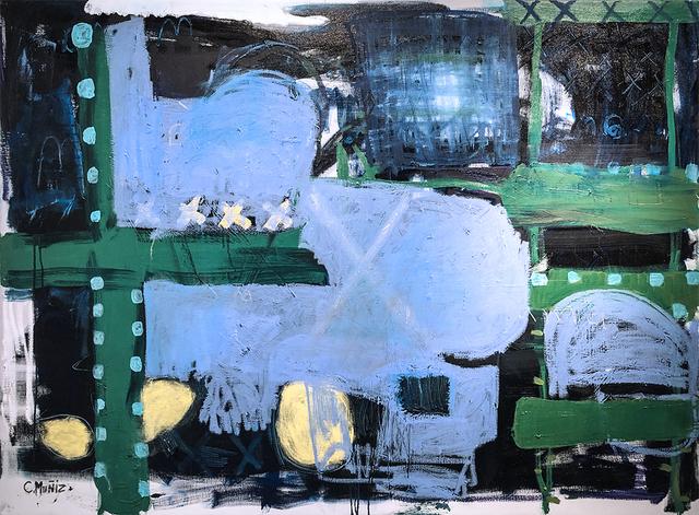 , 'Thrown Away Voices,' 2018, Cinnabar