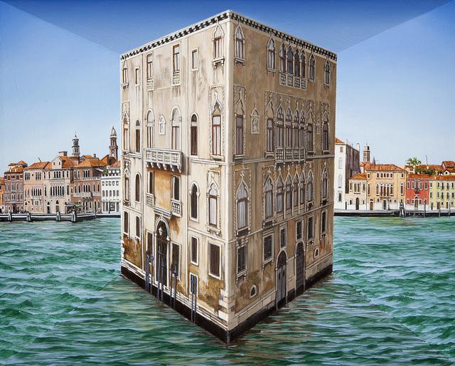 , 'Solo Palazzo,' 2015, Flowers