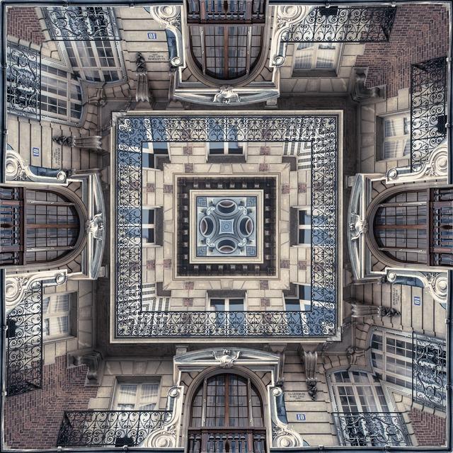 , 'Les Logement Imaginaires - VIII Arrondissement,' 2017, Bugno Art Gallery