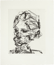 Frank Auerbach, 'Michael, from Seven Portraits,' 1989-1990, Phillips: Evening and Day Editions