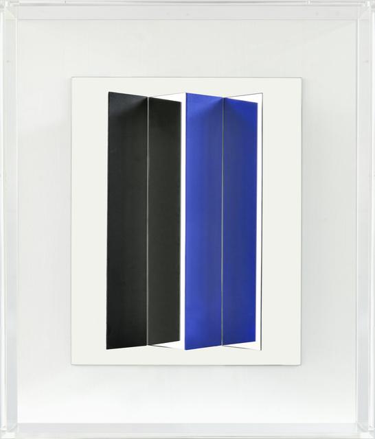 , 'st,' 2018, Galerie Denise René