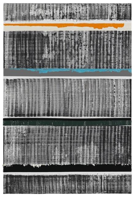 , 'In kayak, (Asurado),' 2013, Alfonso Artiaco