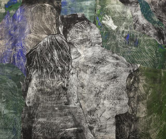 , 'Dusk II,' 2018, Galleri Magnus Karlsson