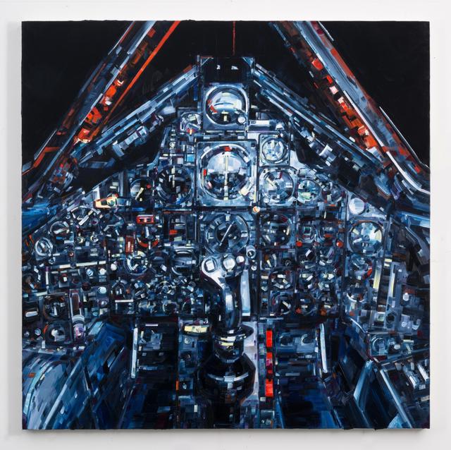 , 'Blackbird,' 2014, Joshua Liner Gallery