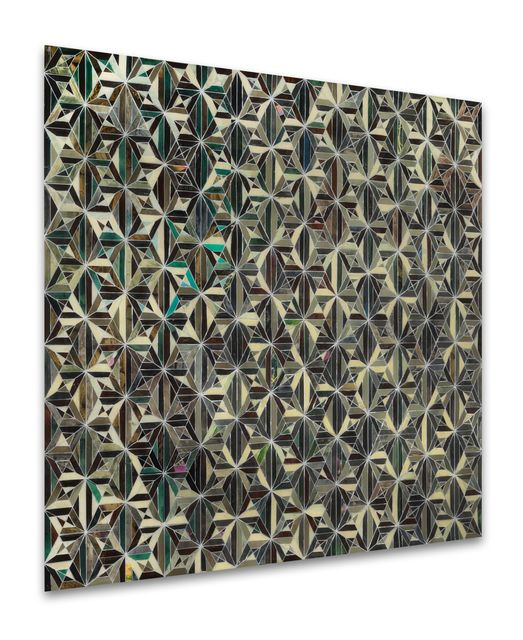 , 'The darker compartment,' 2018, Almine Rech Gallery