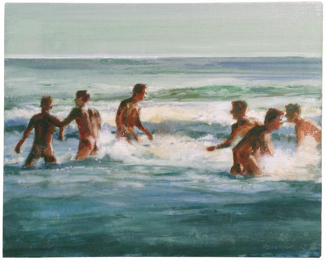 , 'In the Surf 3,' 2015, Albert Merola Gallery