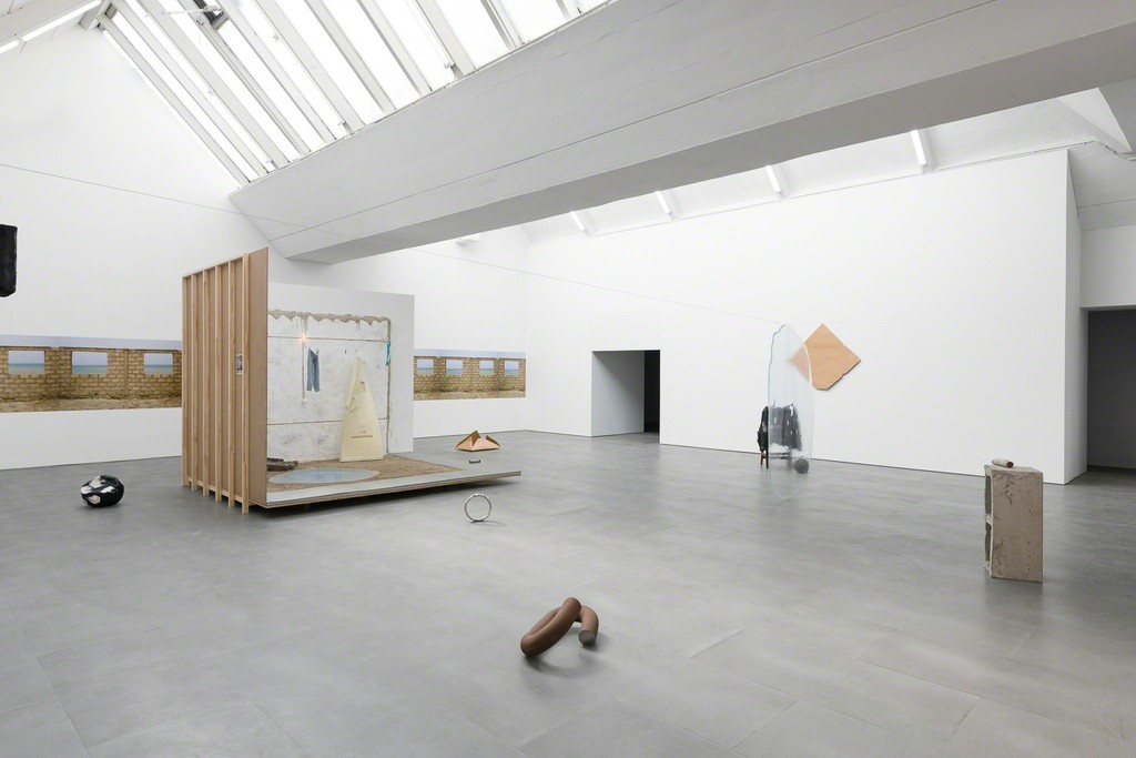 Michel François, Une Hétérotopie, exhibition view at carlier | gebauer, 2018